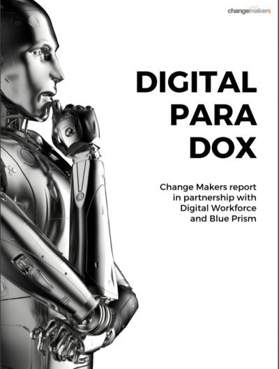 Digital paradox front image